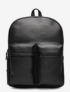 Claus Backpack - ryggsekker - black