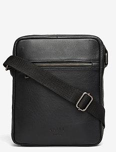 Clean Zip Messenger - torby na ramię - black