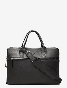 Clean Brief 3 Room - briefcases - black