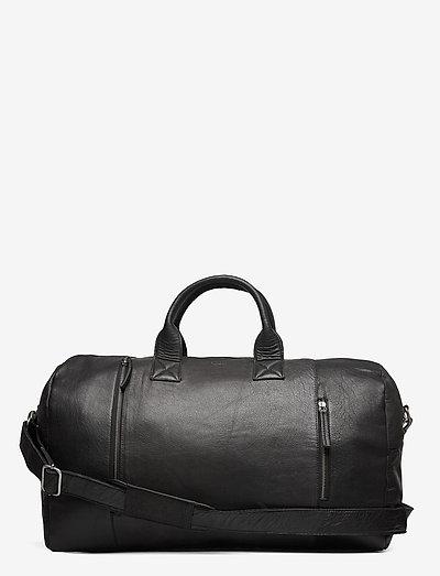 Clean XL Weekend Bag - viikonloppulaukut - black