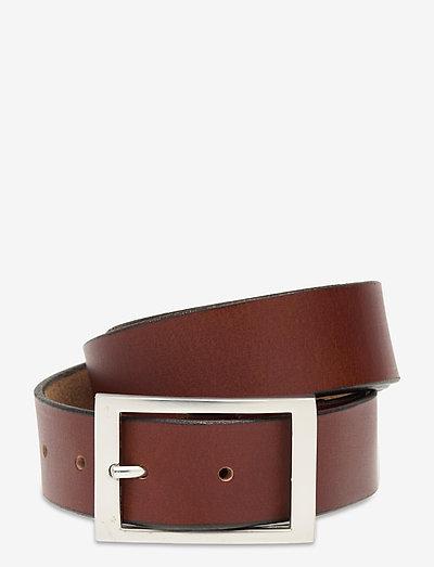 Manchester belt - vyöt - brown