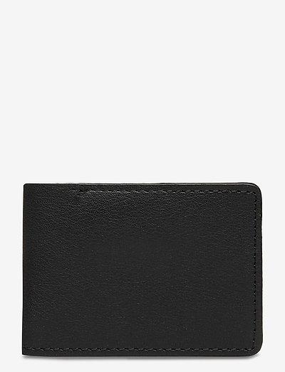 Heat Credit Card Wallet - korttikotelot - black