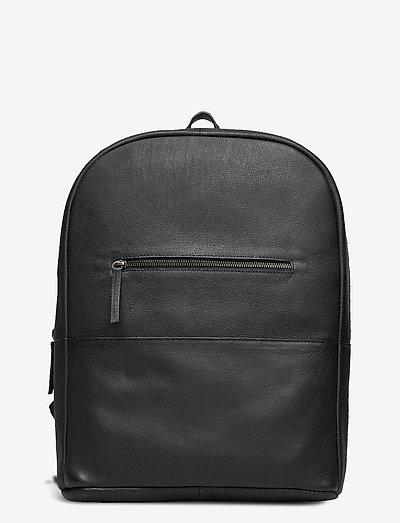 """Clean Backpack 1 room 15"""" - reput - black"""