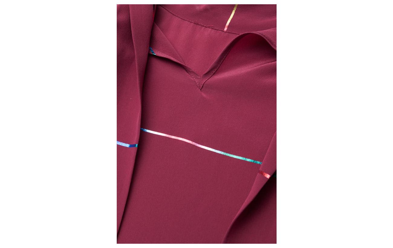 Tartan Goya Beet 100 Soie Alfie 297 Stine Polyester Silk qtfPwPd