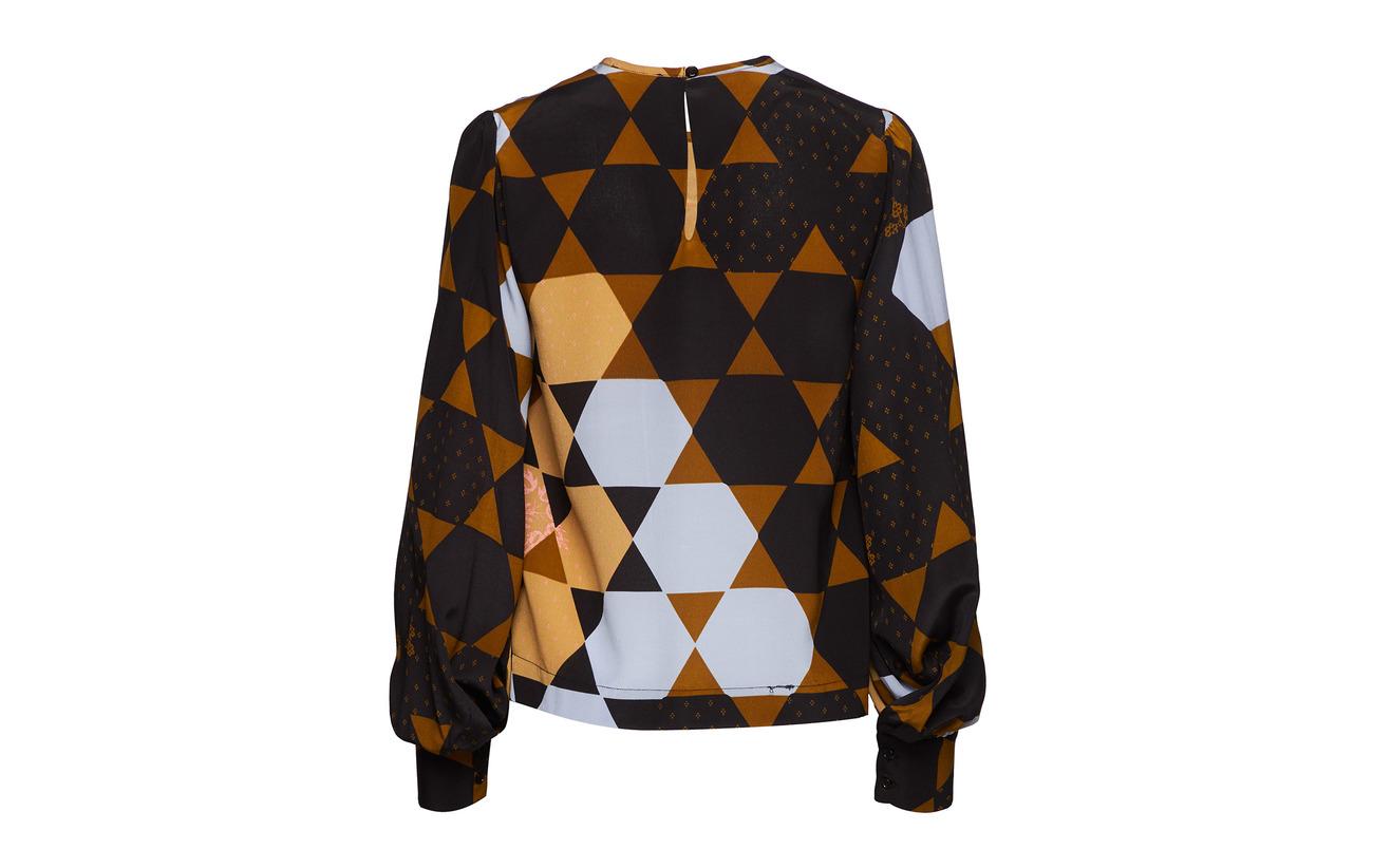 Soie Silk Stine Karolina Amber Goya 420 Hexagons 100 zzRn0qU
