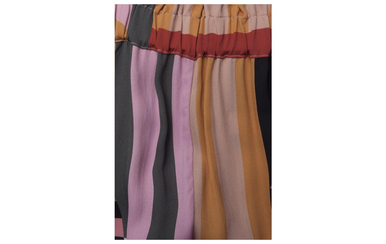 Raspberry Goya Viscose Stine 100 Vinnie 416 Stripes fCaqS6
