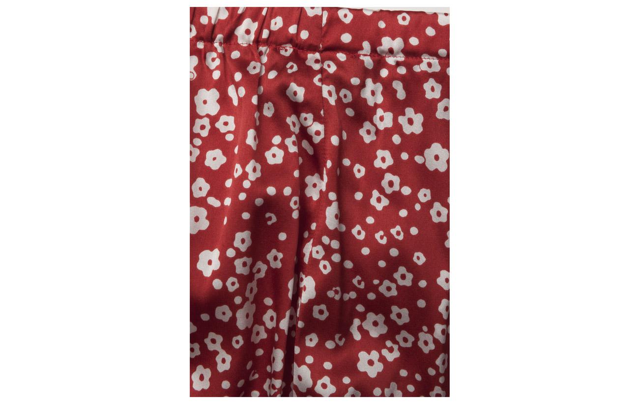419 Silk Elastane 7 Stine 93 Soie Stretch Goya Lilas Red Print Charlene PSSpEHnt