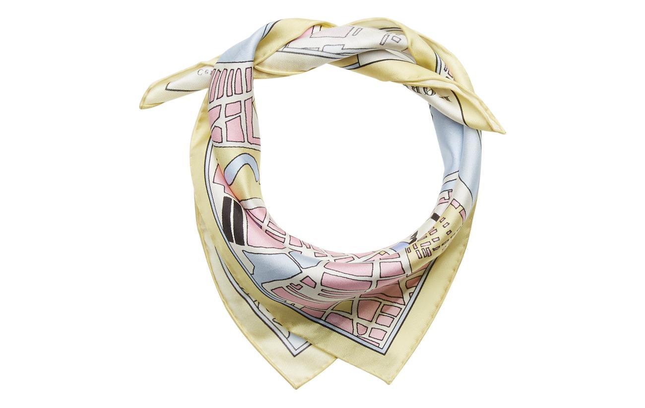 STINE GOYA Tilda, 594 Silk Scarves - 1023 COPENHAGEN