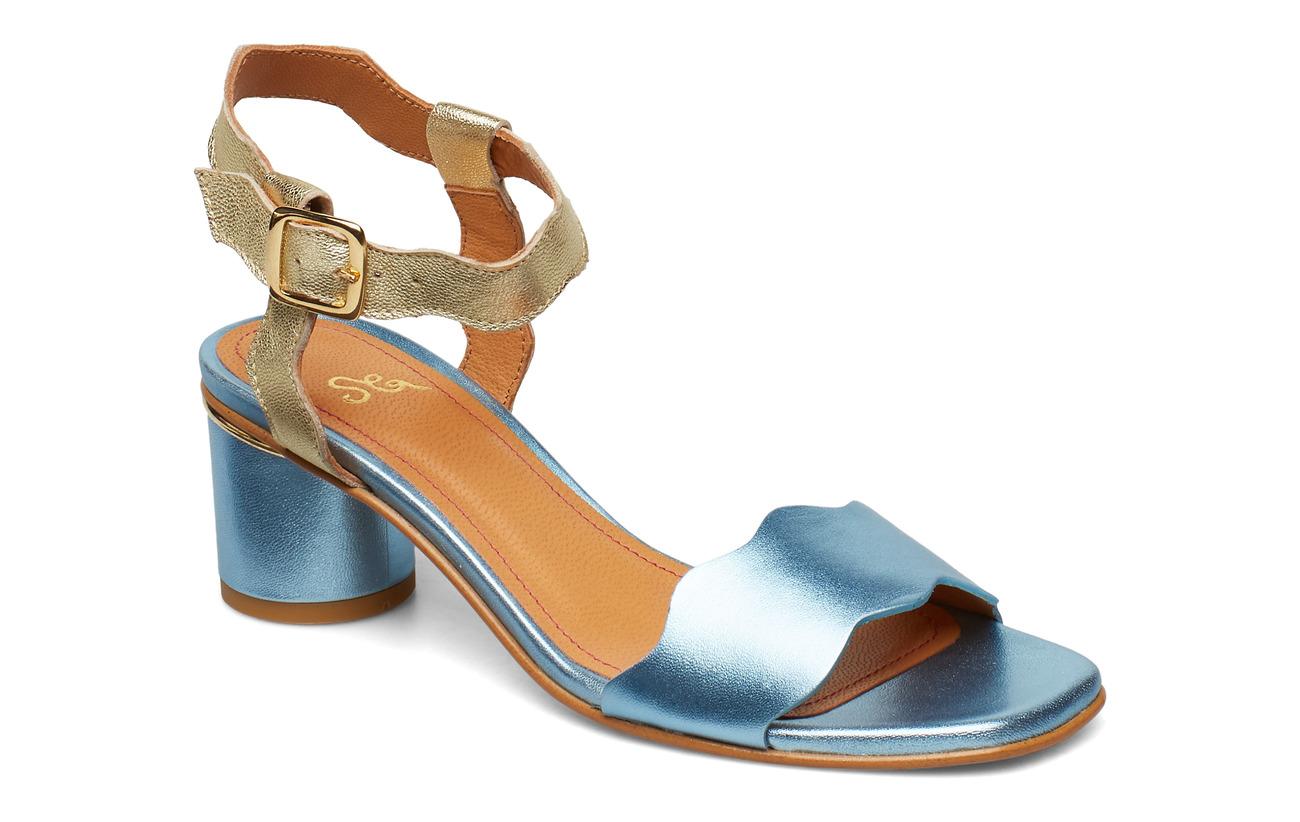 STINE GOYA Matthew, 599 Metallic Leather Shoes