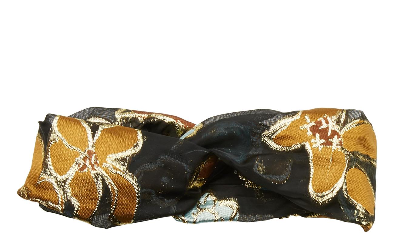 STINE GOYA Headband, 637 Organza - FLOWER GARDEN AUTUMN