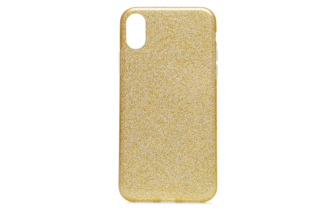 STINE GOYA Molly, Iphone Cover Gold X - GOLD