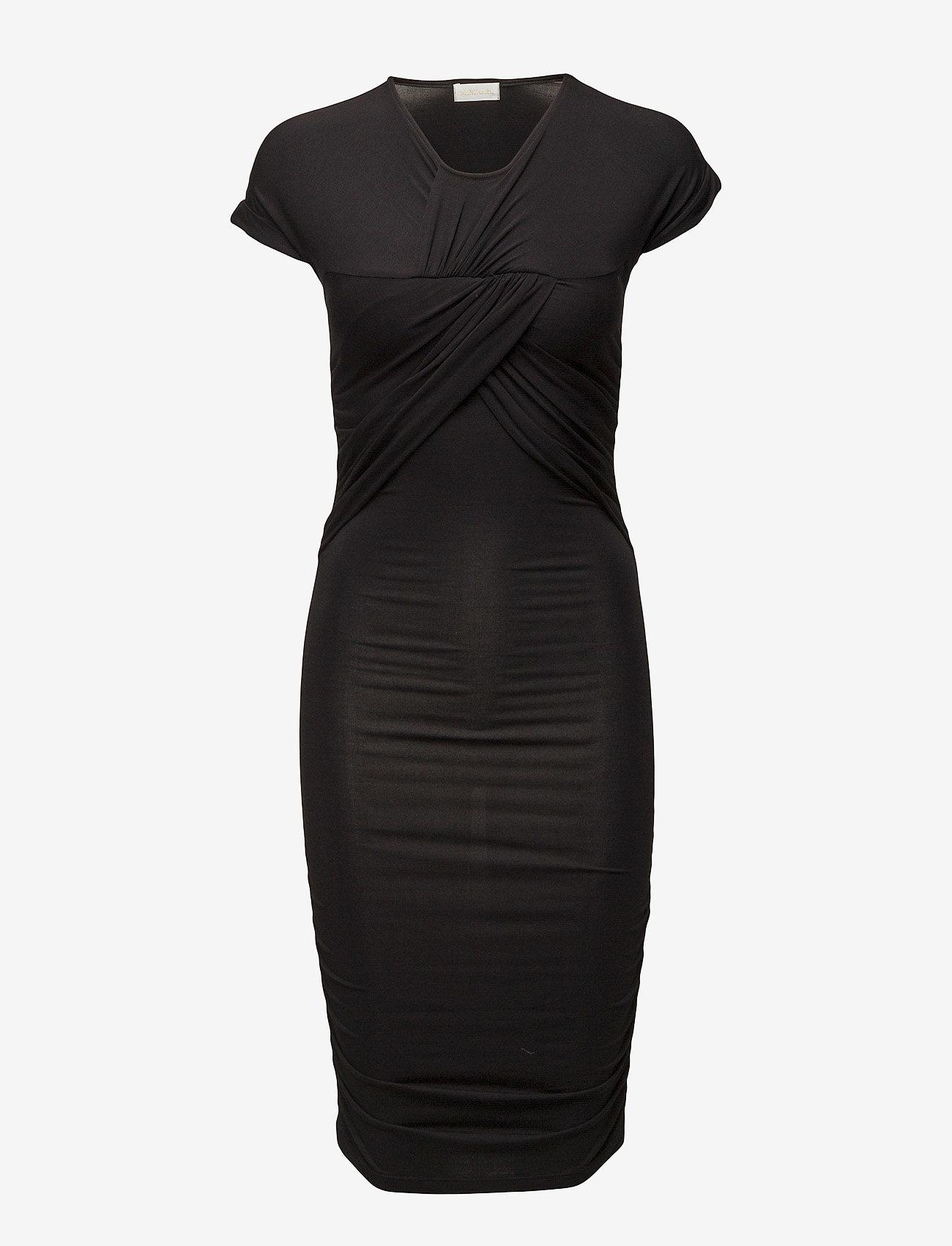 STINE GOYA - Brush Dress - black - 0