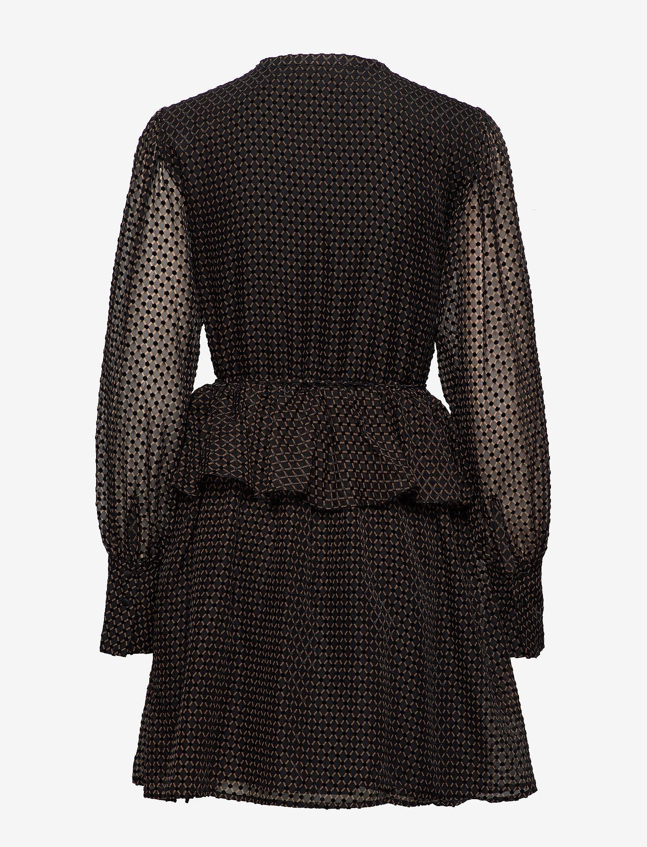 Stine Goya Rosa, 696 Velvet Devore - Dresses