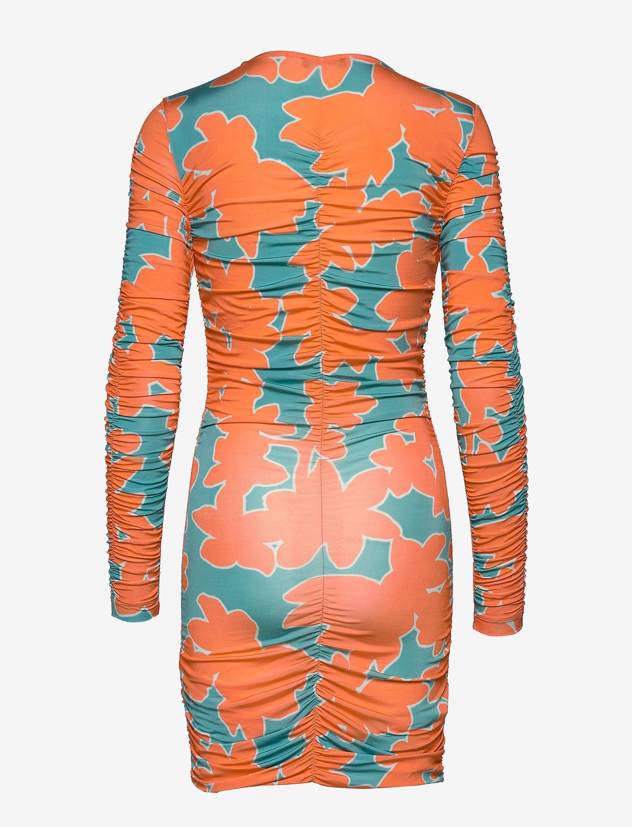 STINE GOYA - Blake, 841 Rayon Jersey - stramme kjoler - flora - 1