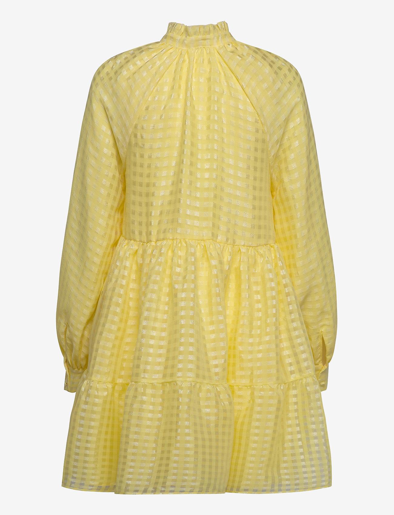 Stine Goya Jasmine, 864 Gingham Poly - Dresses