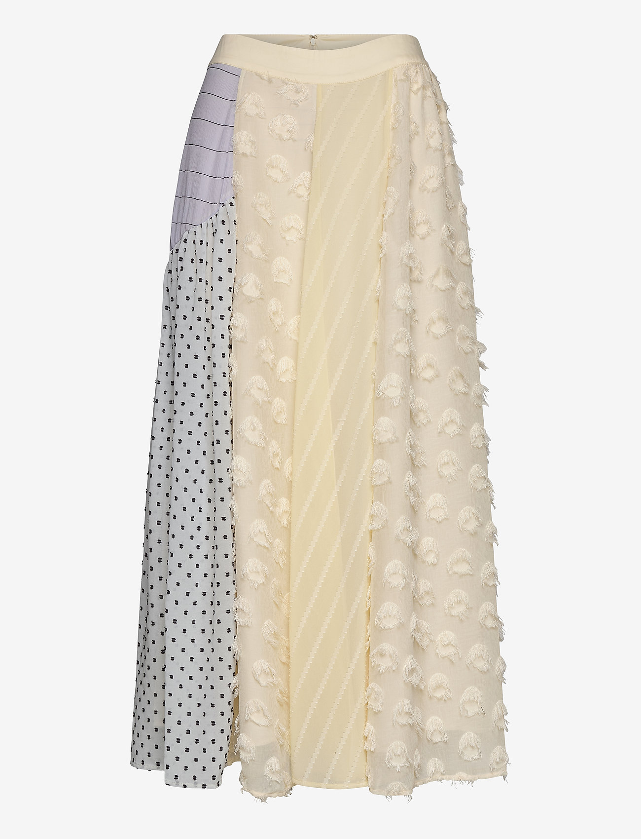 STINE GOYA - Maribelle, 845 Chiffon Mix - midi kjolar - daffodil - 0