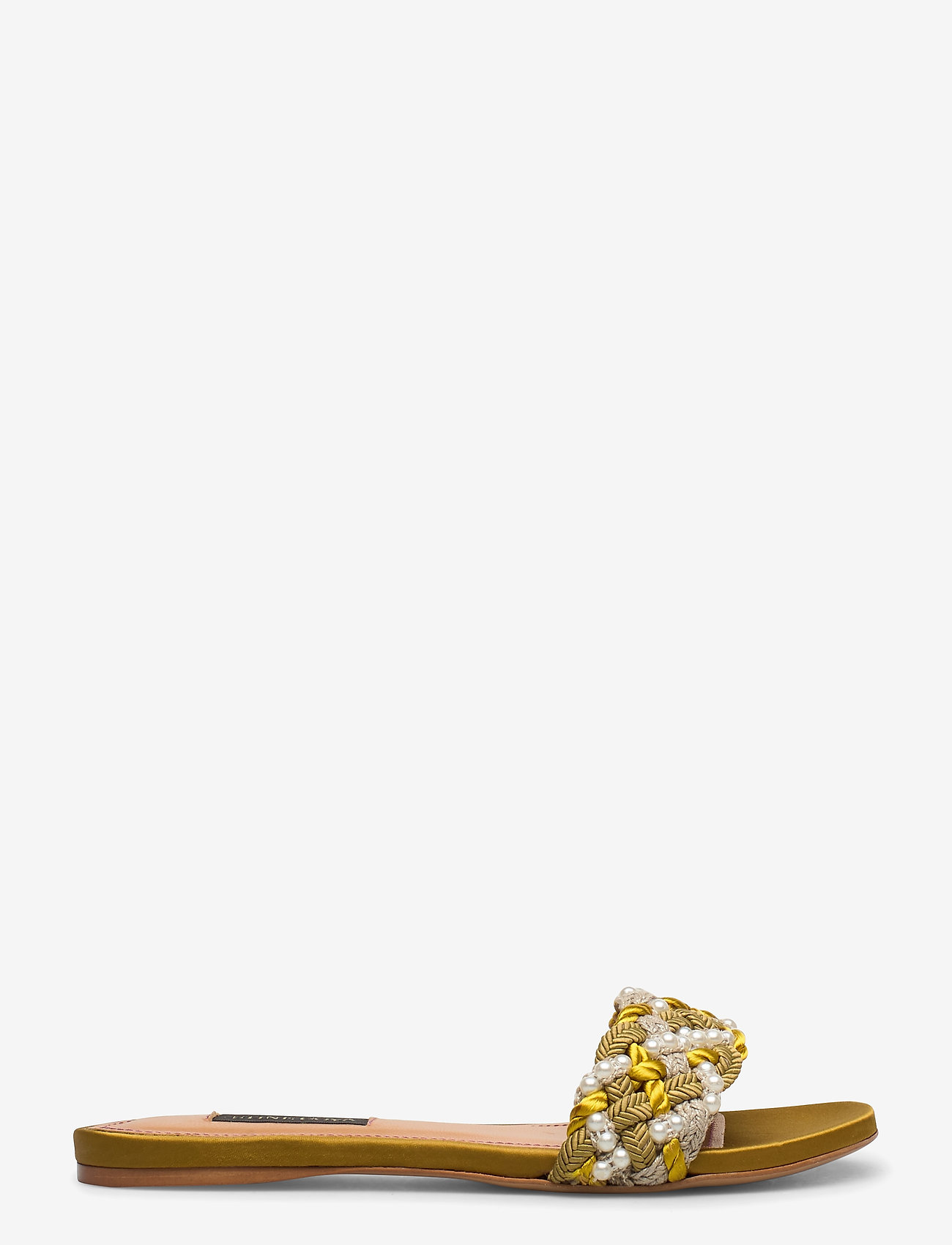 STINE GOYA - Alaia, 888 Alaia Sandal - matalat sandaalit - gold - 1