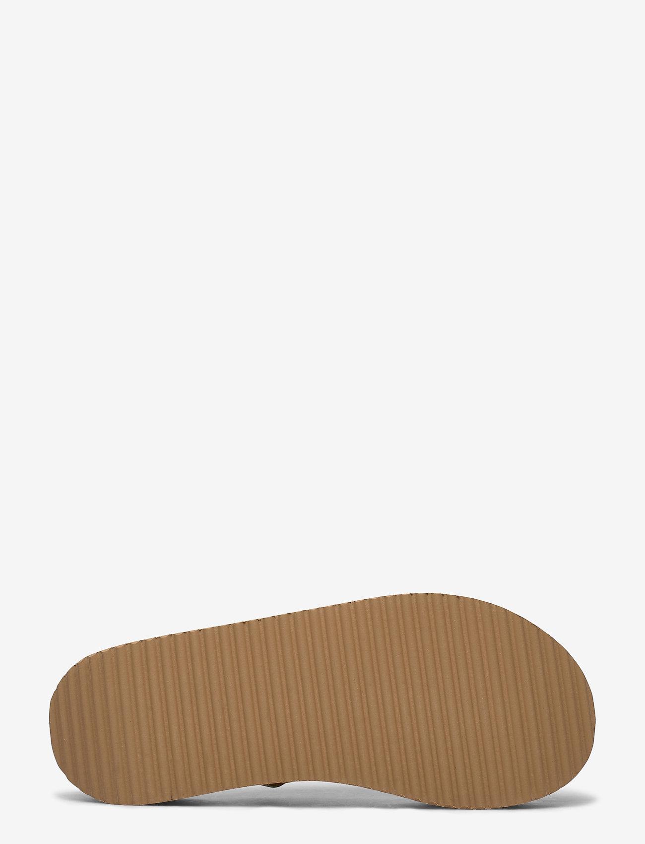 STINE GOYA - Trine, 889 Trine Sandals - flade sandaler - camouflage green - 4