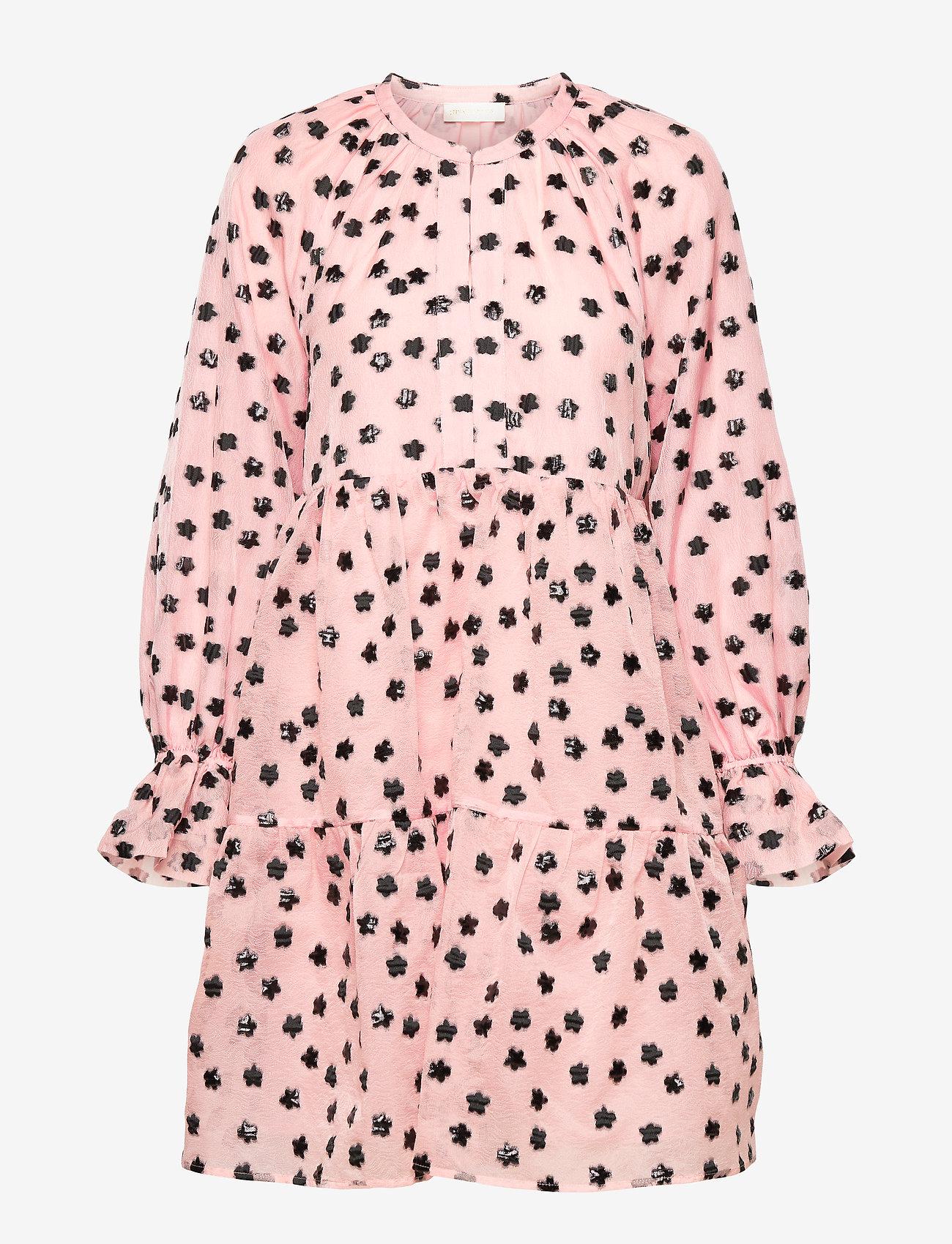 STINE GOYA - Ivana, 1012 Meadow Organza - korte kjoler - meadow blush - 1