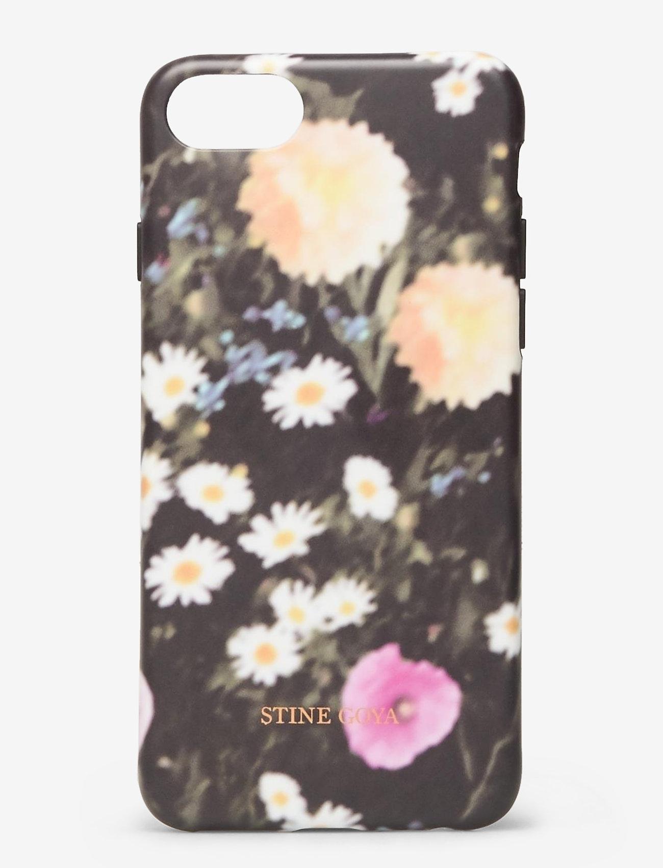 STINE GOYA - Molly, Iphone Cover 6/7/8 - puhelimen kuoret - poppy - 0