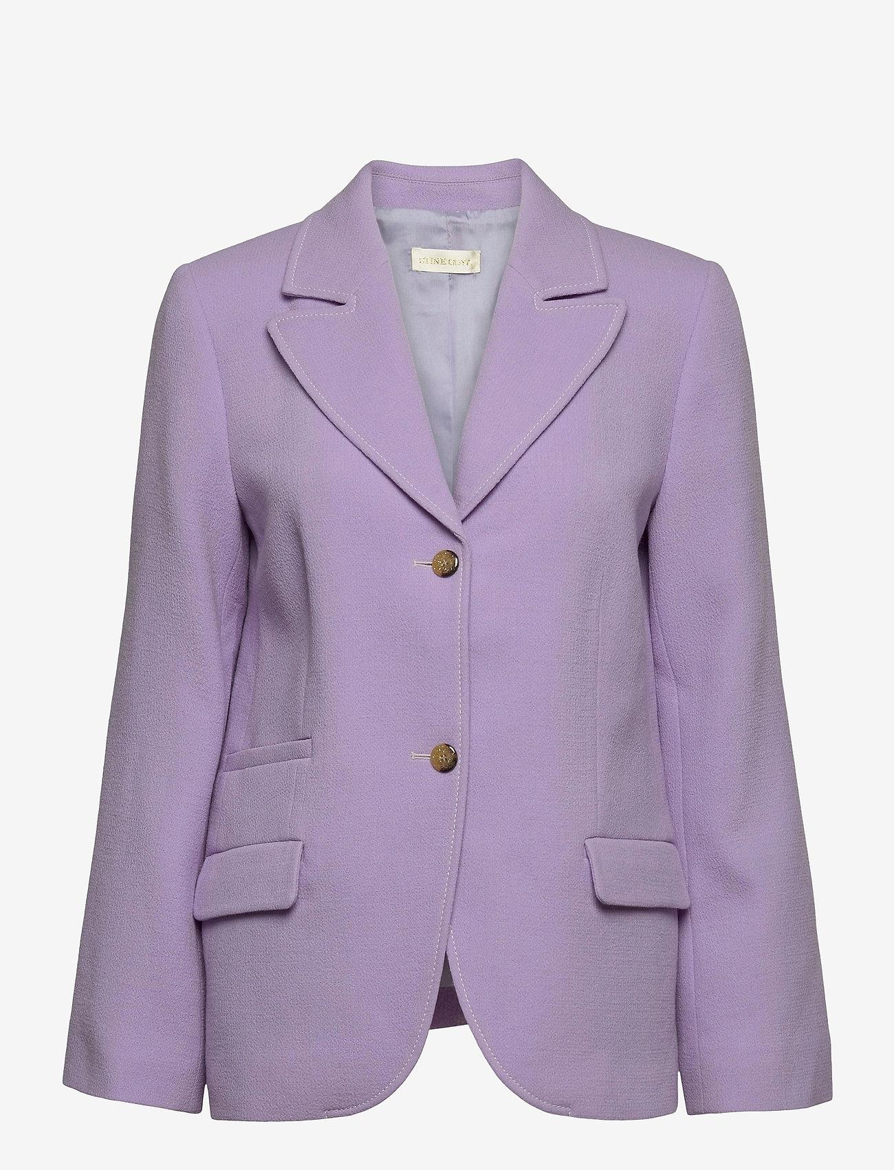 STINE GOYA - Grace, 1113 Iris Tailoring - vardagskavajer - lilac - 1