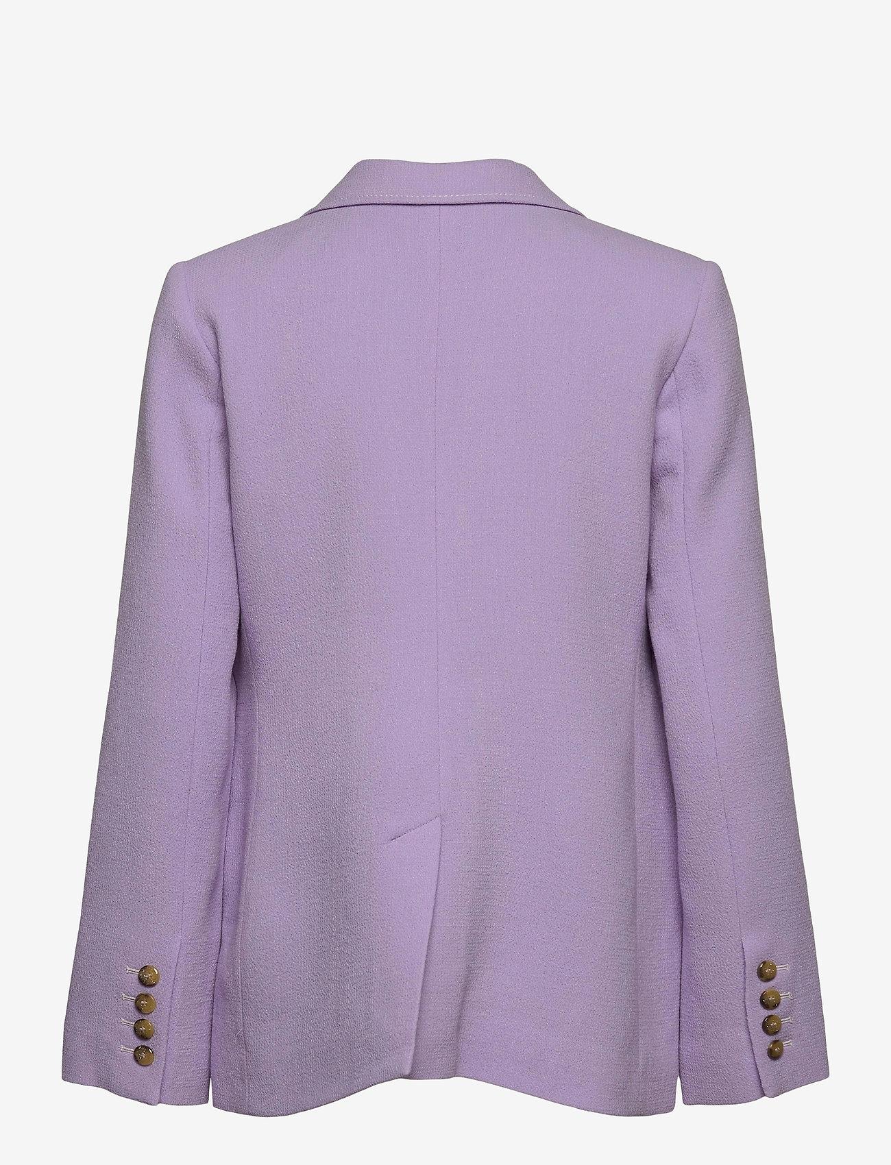 STINE GOYA - Grace, 1113 Iris Tailoring - vardagskavajer - lilac - 2