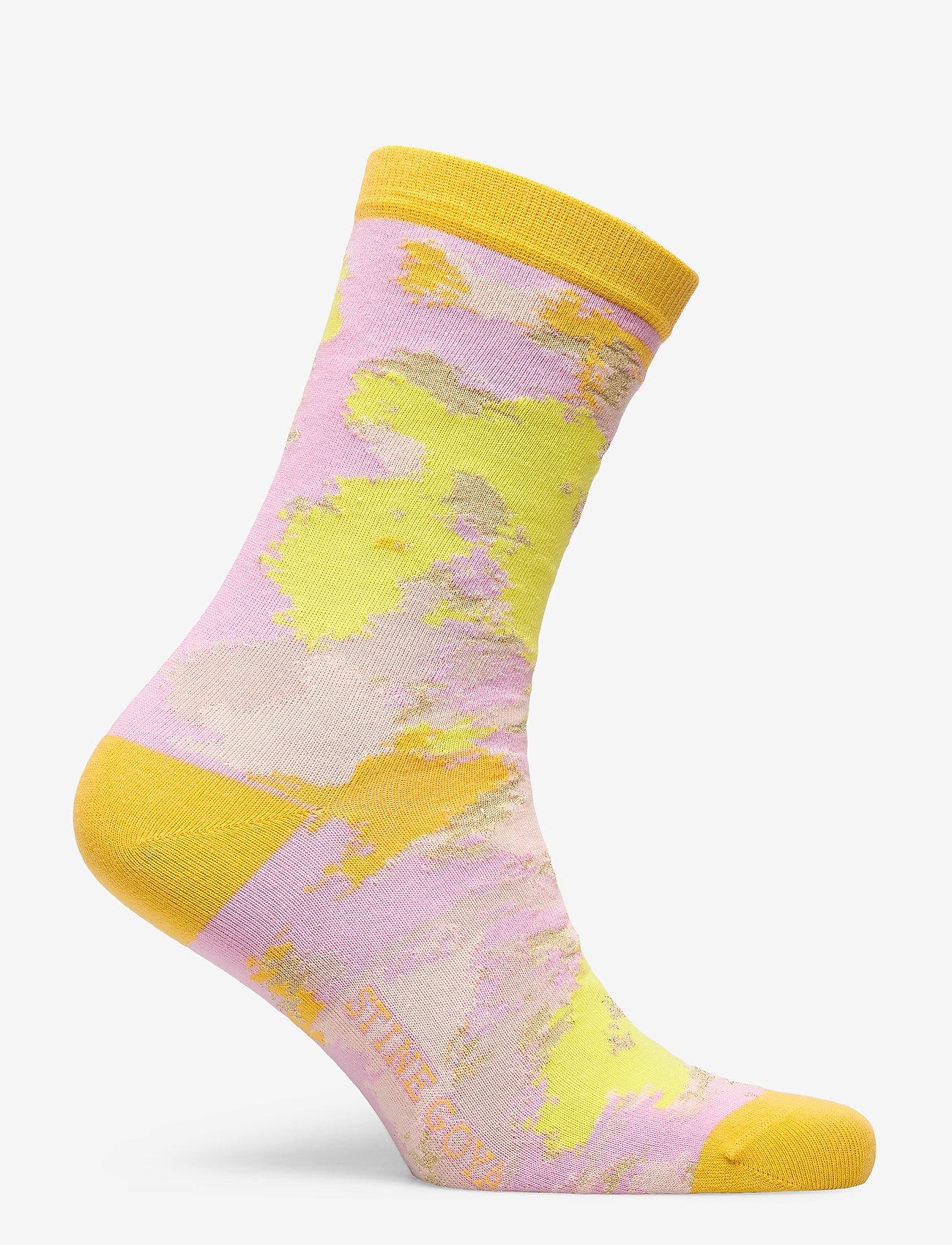 STINE GOYA - Caty, 1128 Socks - sockor - distortion - 1