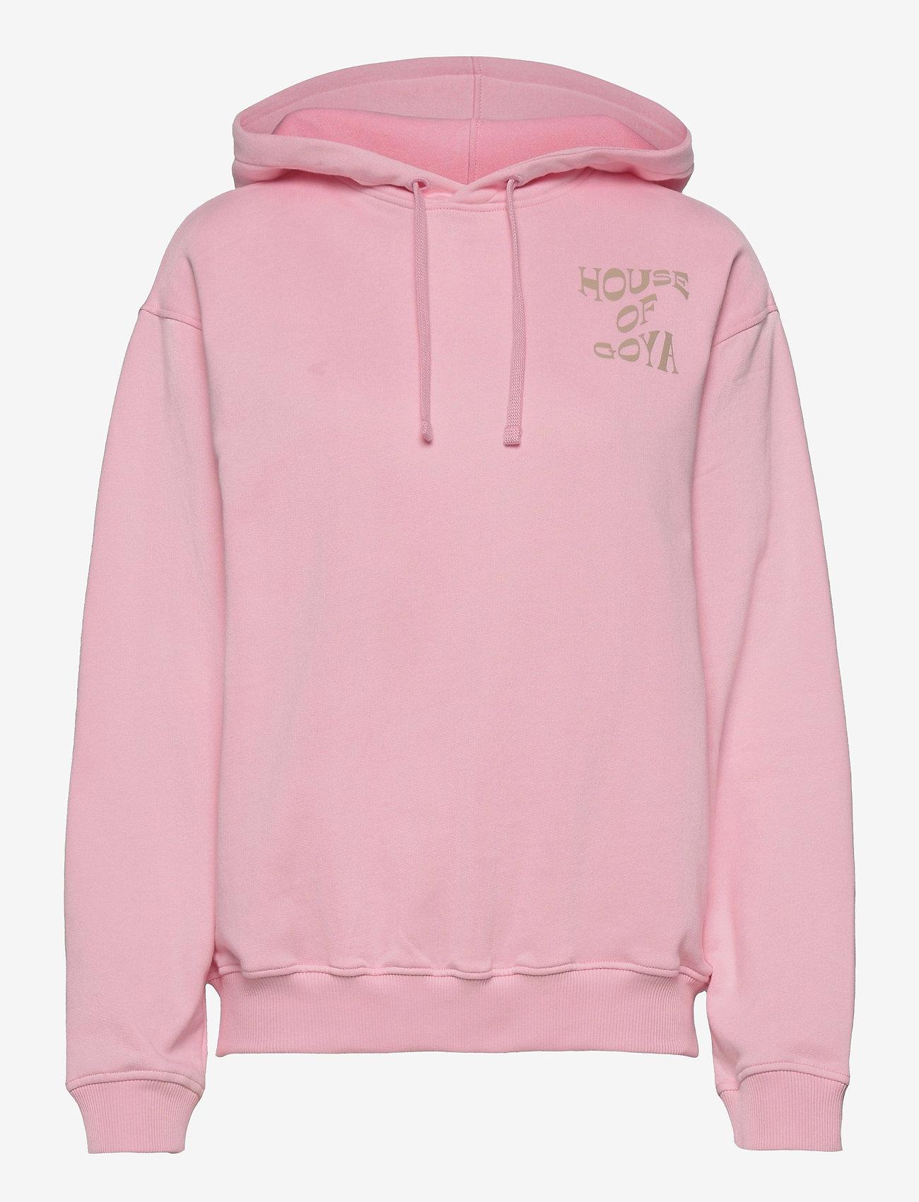 STINE GOYA - Adrisa, 1209 Tracksuit Goya - sweatshirts & hættetrøjer - pink - 0