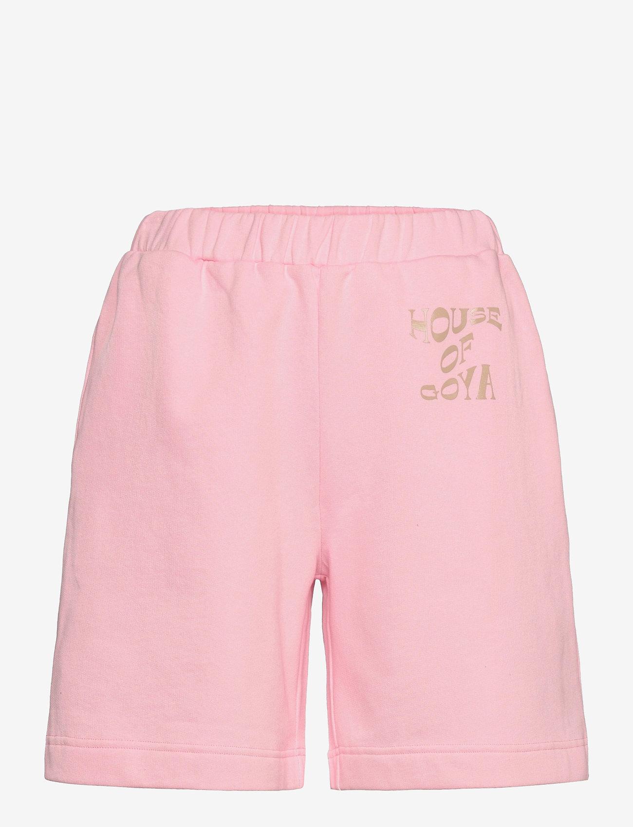 STINE GOYA - Signe, 1209 Tracksuit Goya - shorts casual - pink - 0