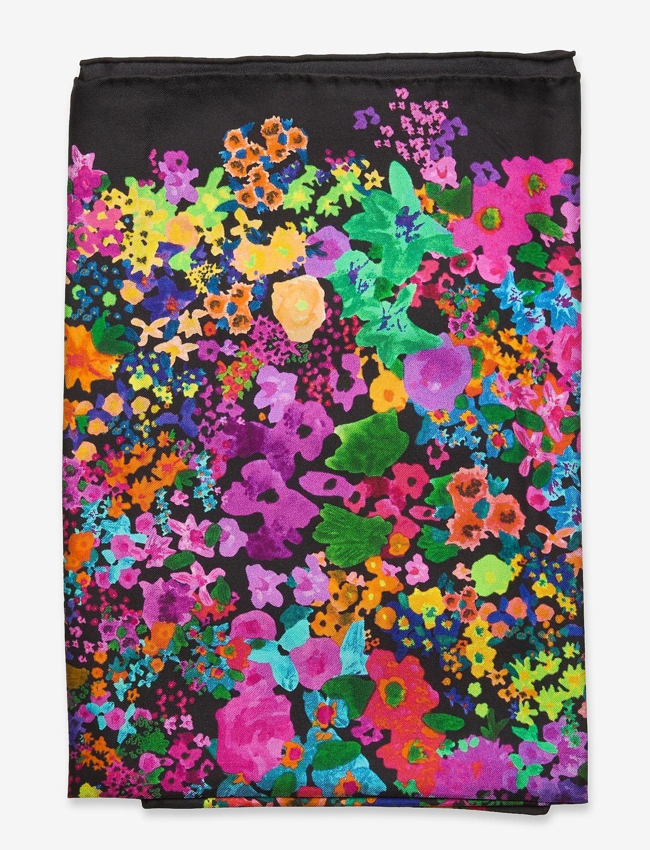 STINE GOYA - Yumma, 1198 Silk Scarves - accessoarer - 60s allover - 1