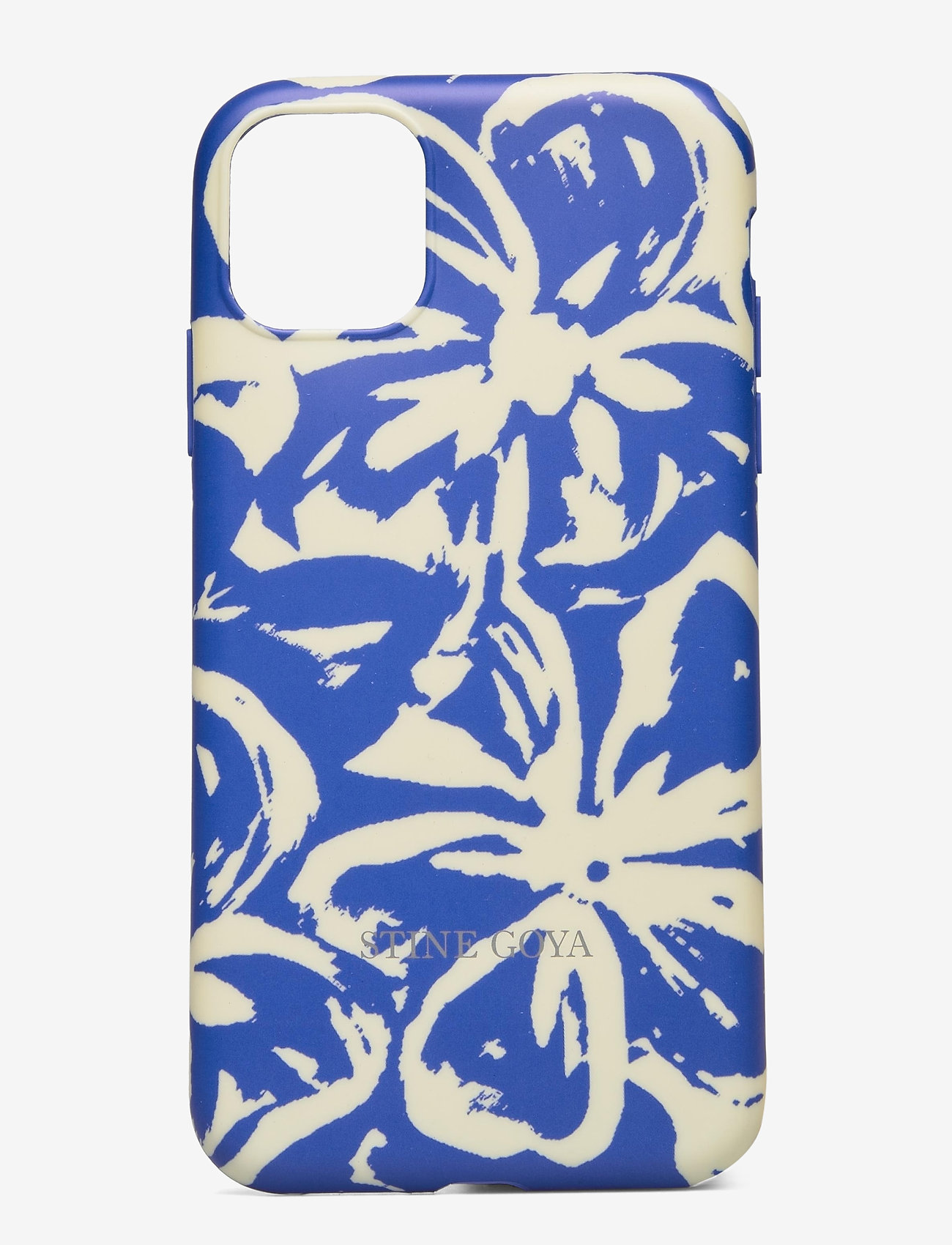 STINE GOYA - Molly, Iphone Cover 11 - mobiele telefoon hoesjes - violet hawaii - 0