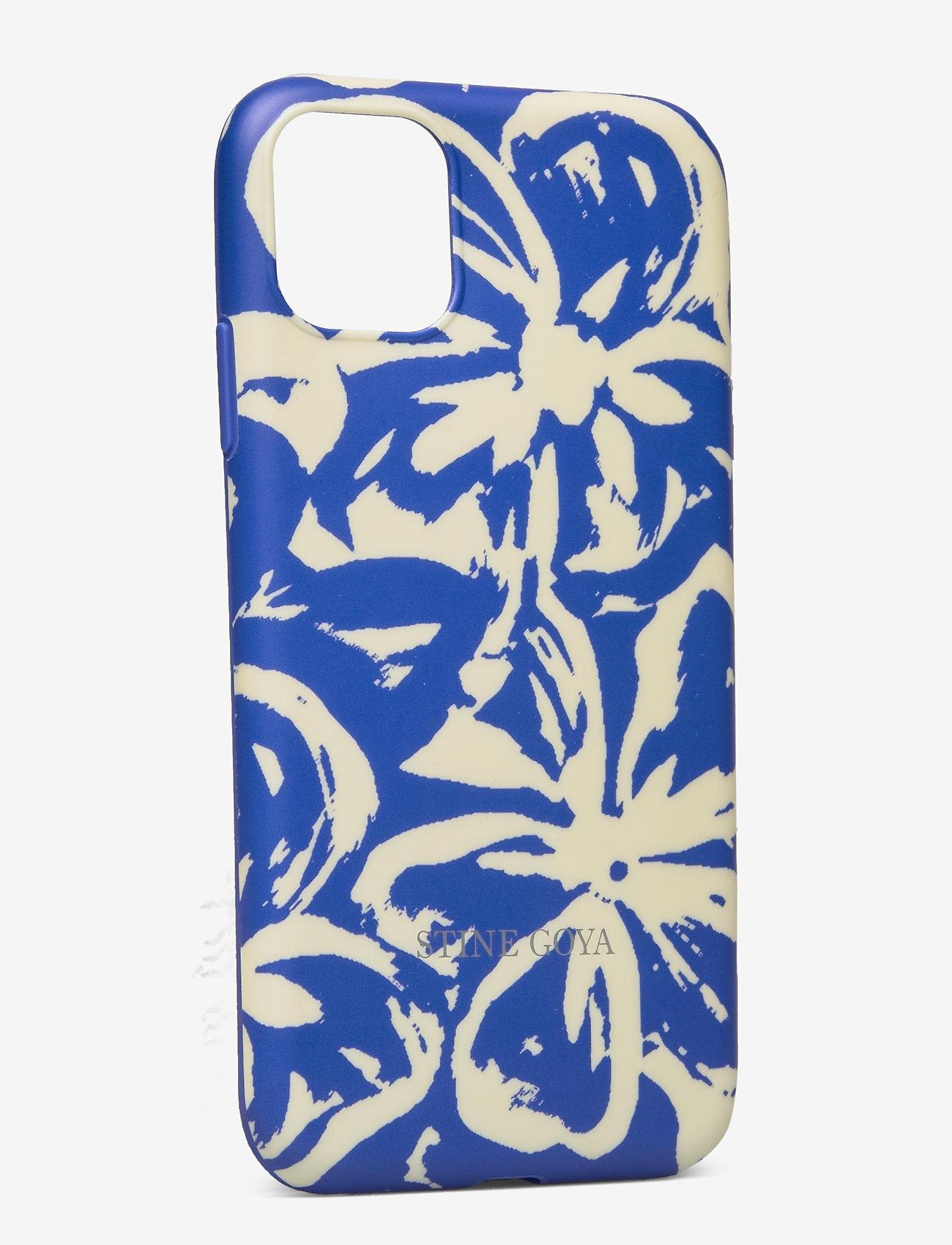 STINE GOYA - Molly, Iphone Cover 11 - mobiele telefoon hoesjes - violet hawaii - 1