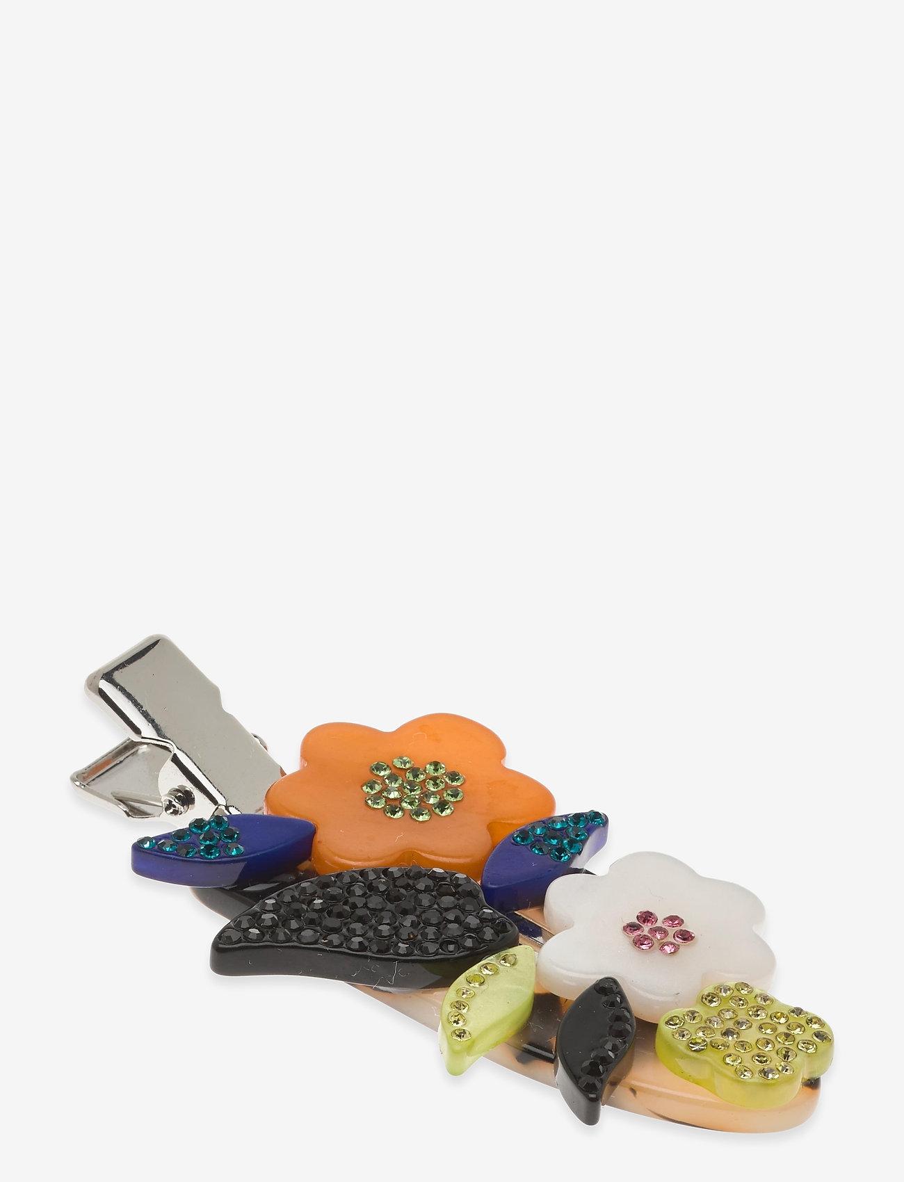 STINE GOYA - Seyla, 1204 Hair Accessories - hårspenner - black - 0