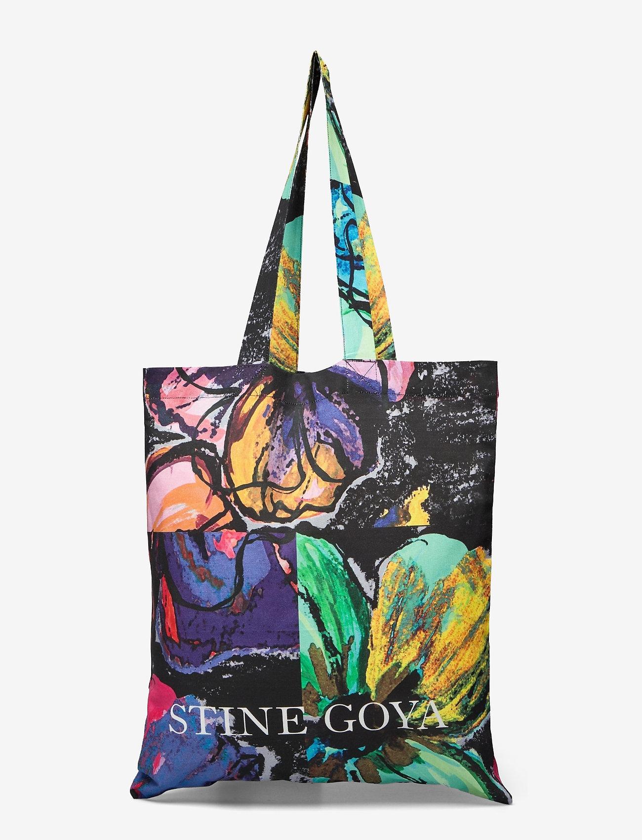 STINE GOYA - Rita, 1197 Tote Bag - tote bags - opium garden - 0