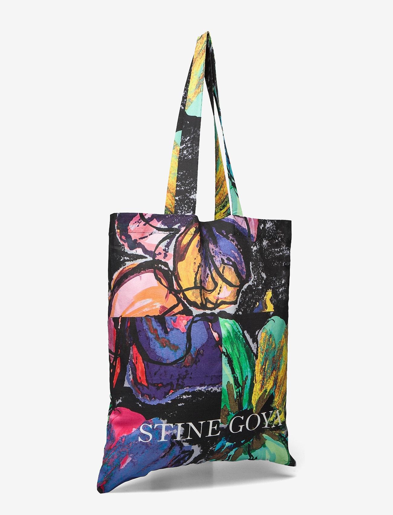 STINE GOYA - Rita, 1197 Tote Bag - tote bags - opium garden - 2