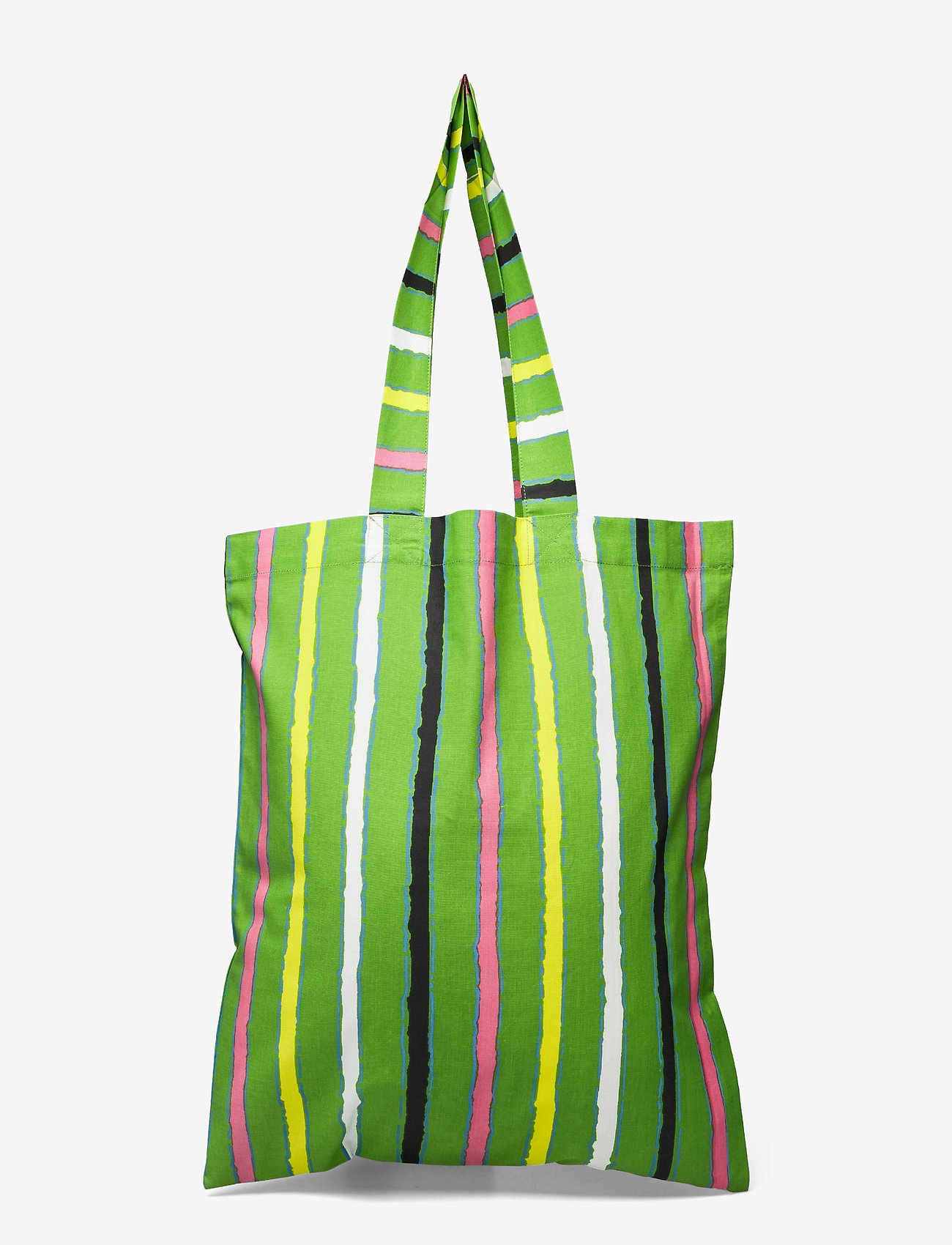 STINE GOYA - Rita, 1197 Tote Bag - tote bags - stripes green - 1