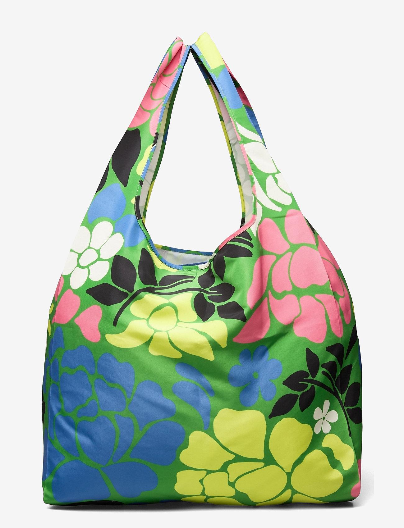STINE GOYA - Idunn, 1190 Shopping Bag - tote bags - banana leaf - 1