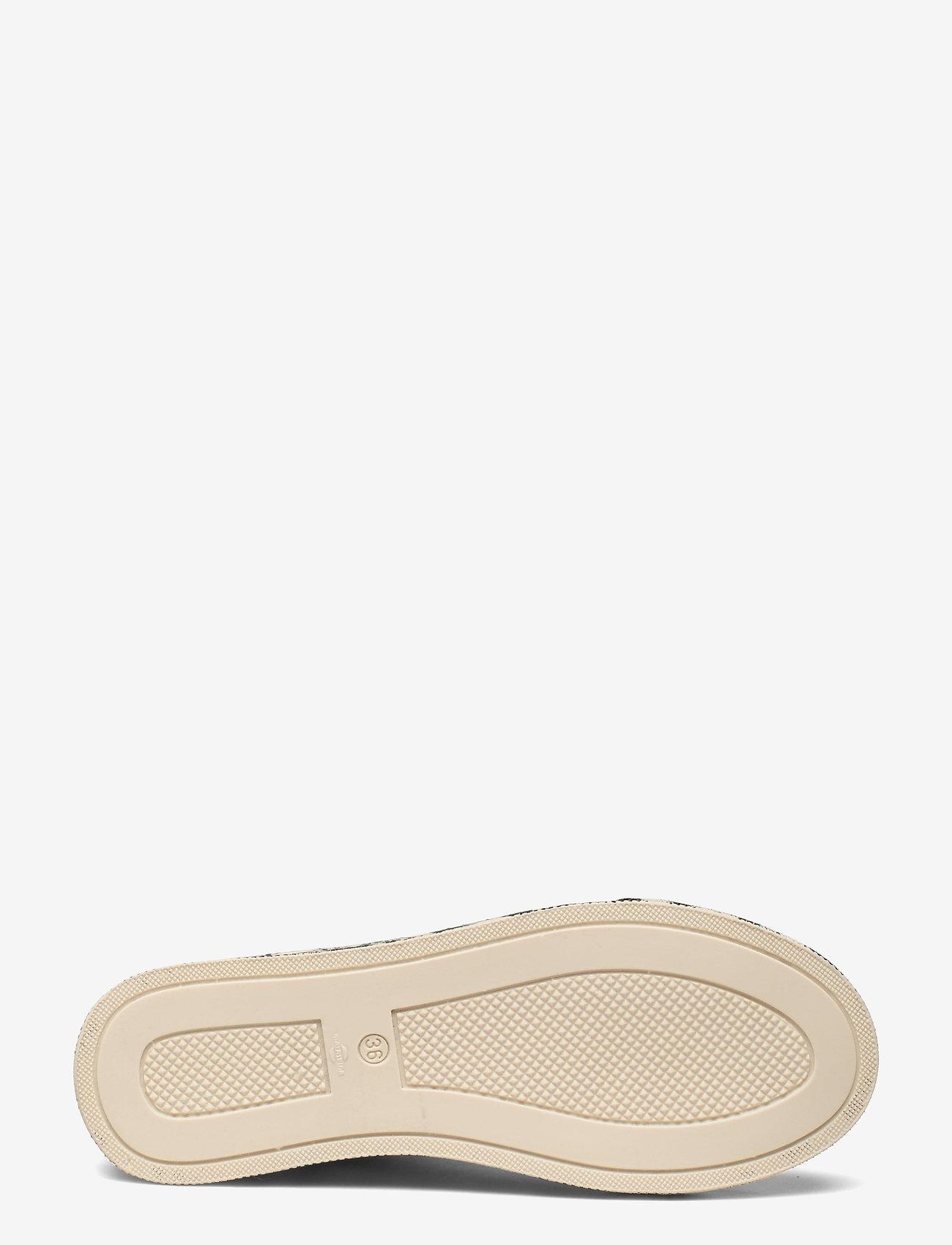 STINE GOYA - Zita, 1192 Cotton Canvas Sneakers - lave sneakers - opium negative - 4