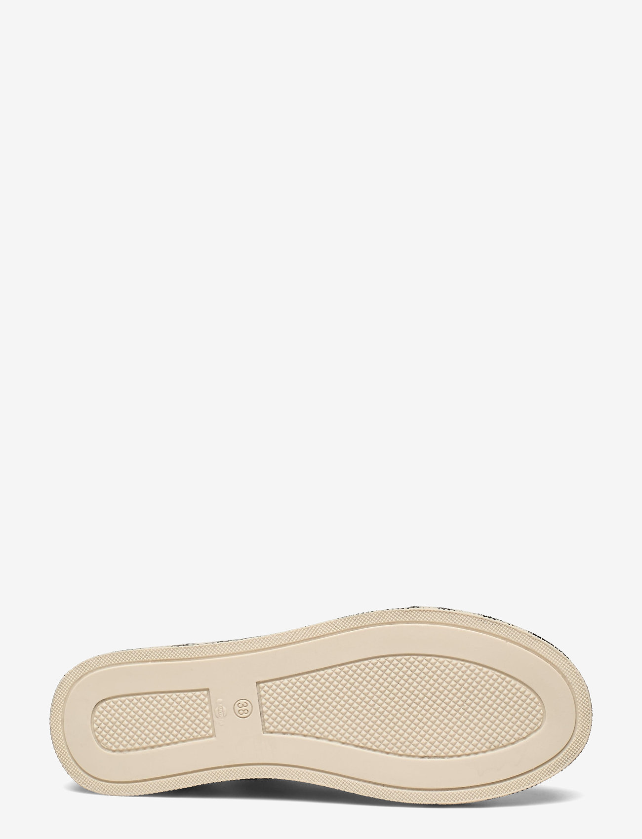 STINE GOYA - Eneko, 1192 Cotton Canvas Sneakers - lave sneakers - opium negative - 4