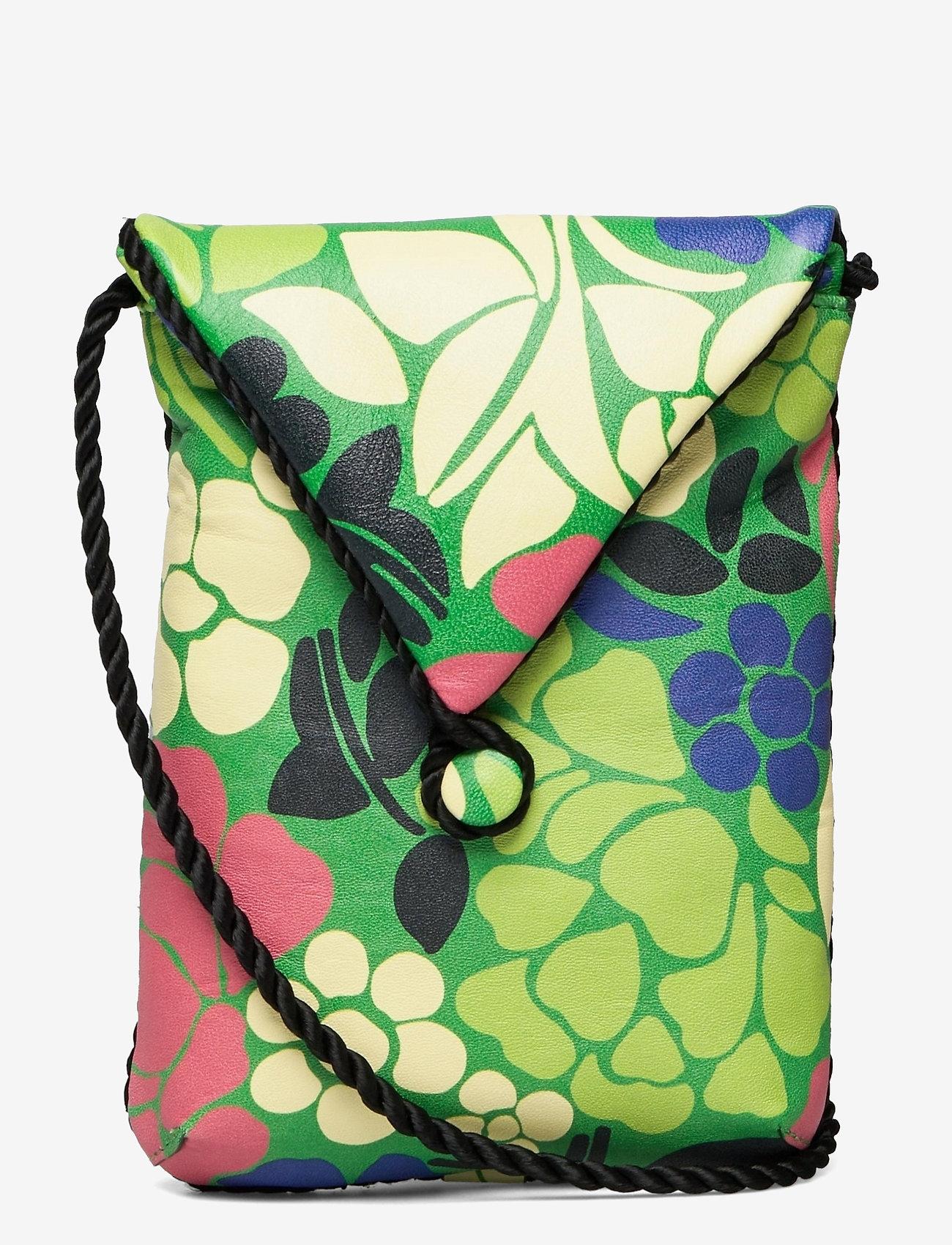 STINE GOYA - Lo, 1201 Pocket Bag - tasker - banana leaf - 0