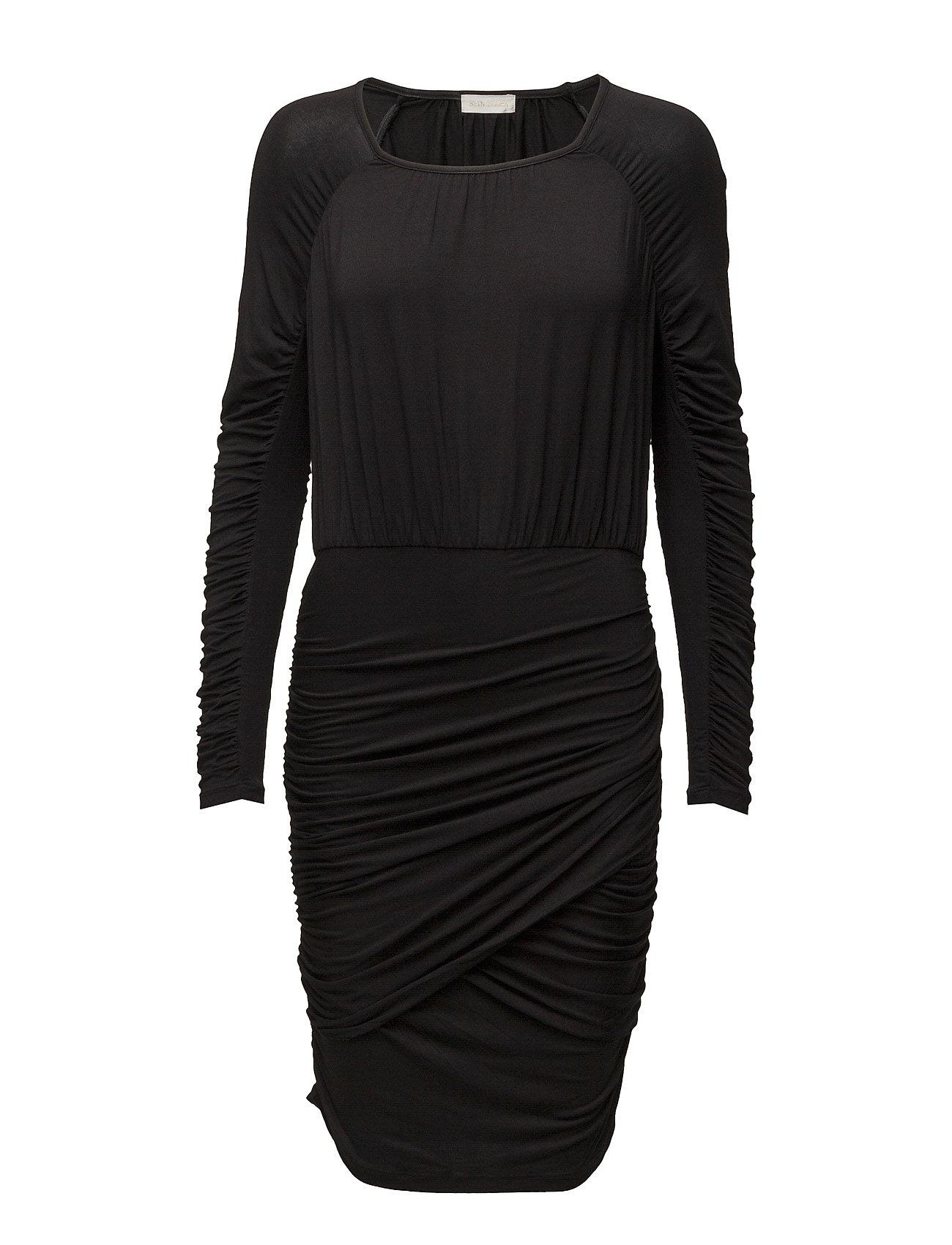 STINE GOYA Balance Dress - BLACK
