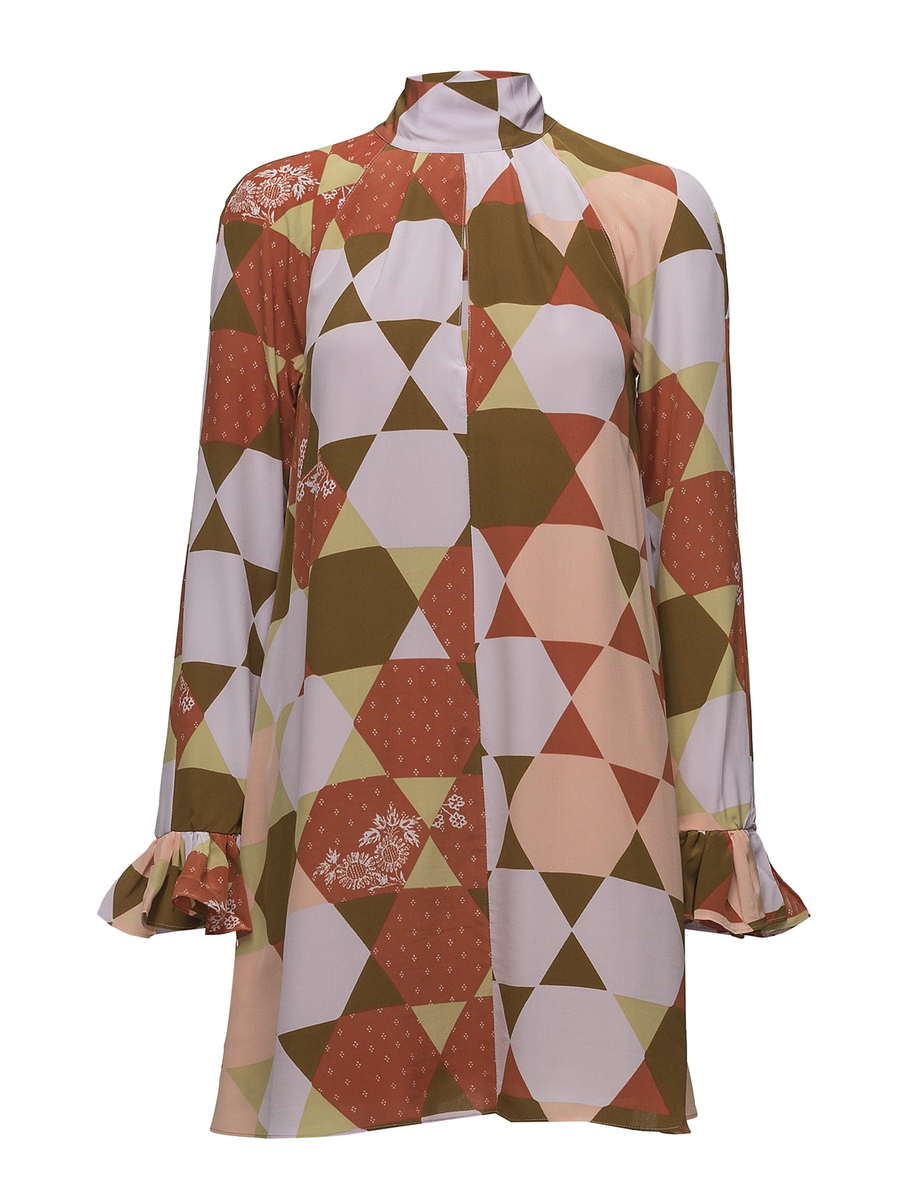 STINE GOYA Tara, 420 Hexagons Silk - HEXAGONS SOFT
