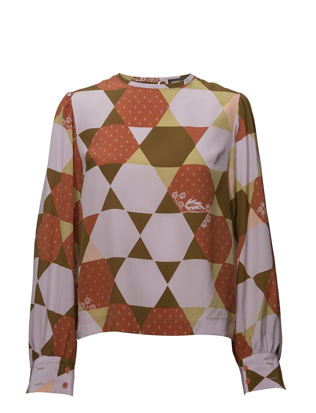 STINE GOYA Karolina, 420 Hexagons Silk - HEXAGONS SOFT