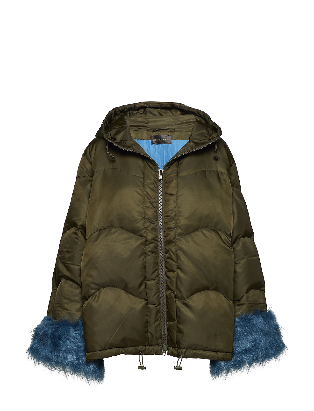 STINE GOYA Taylor, 432 Down Jacket - IVY