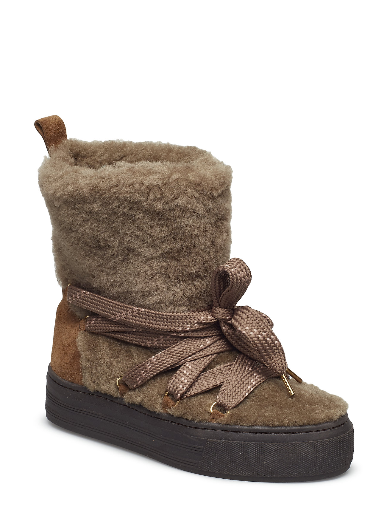 STINE GOYA Gale, 456 Gale Boots - TAUPE