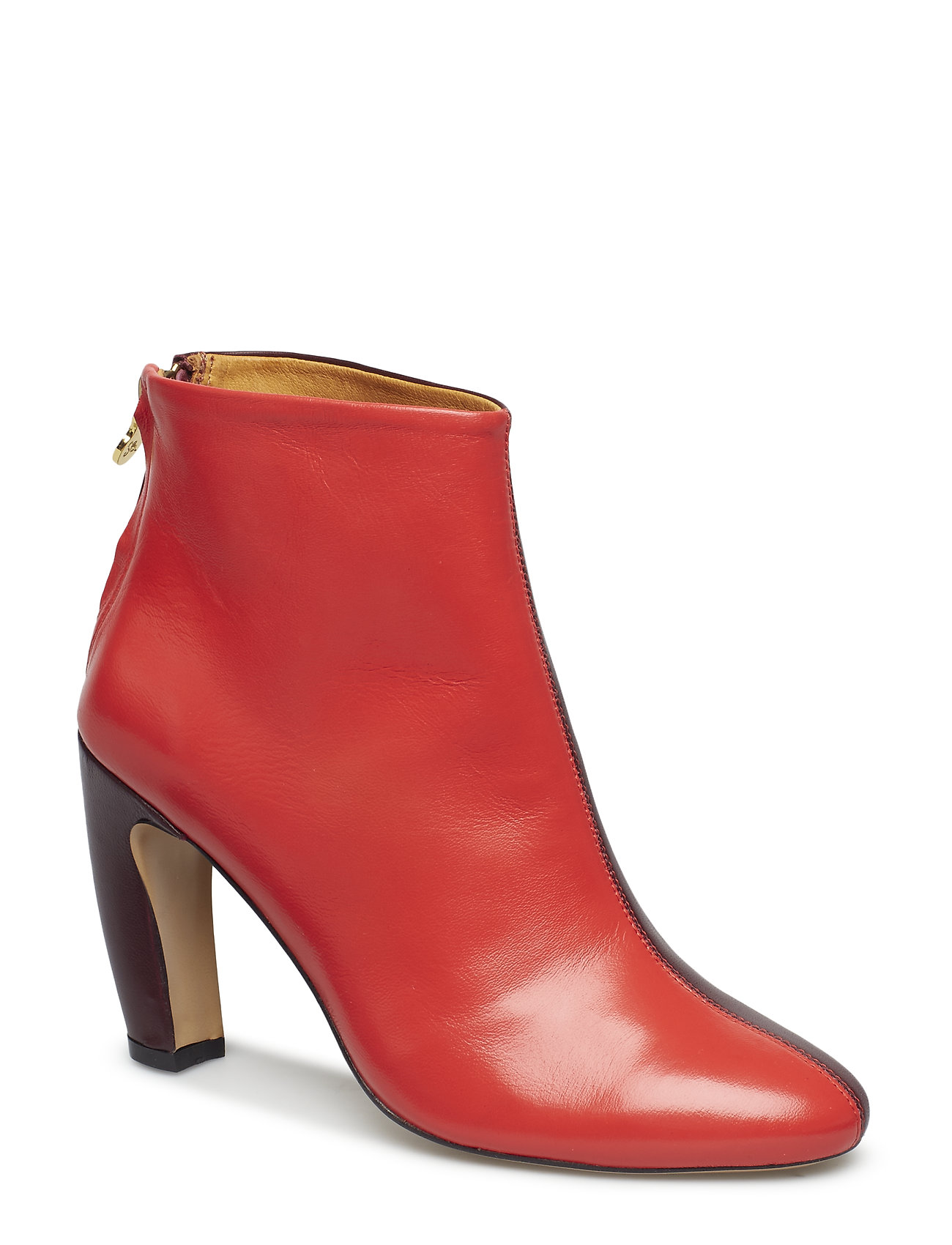 STINE GOYA Koko, 457 Leather Shoes - MULTI RED