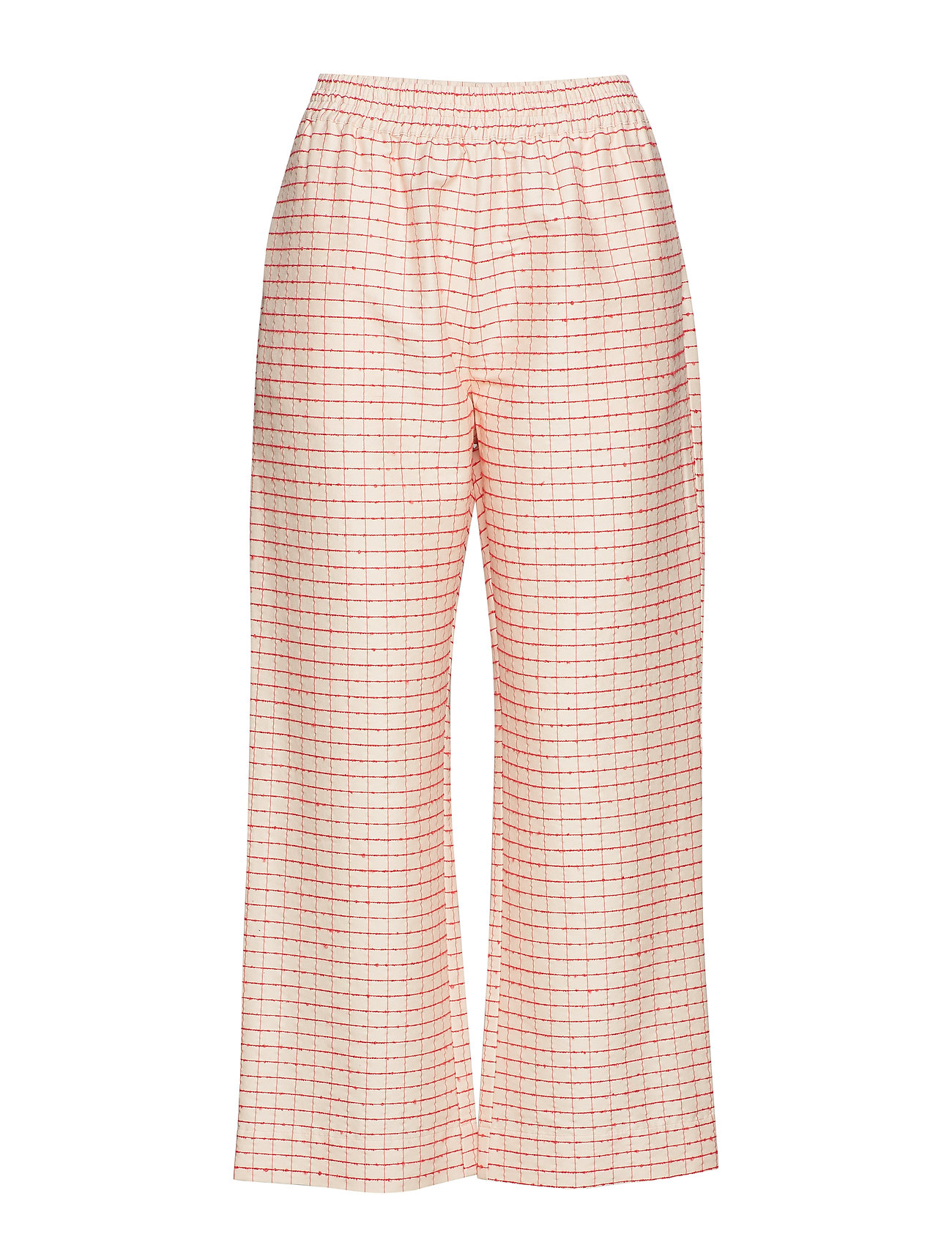 STINE GOYA Debra, 522 Woven Cotton Byxor