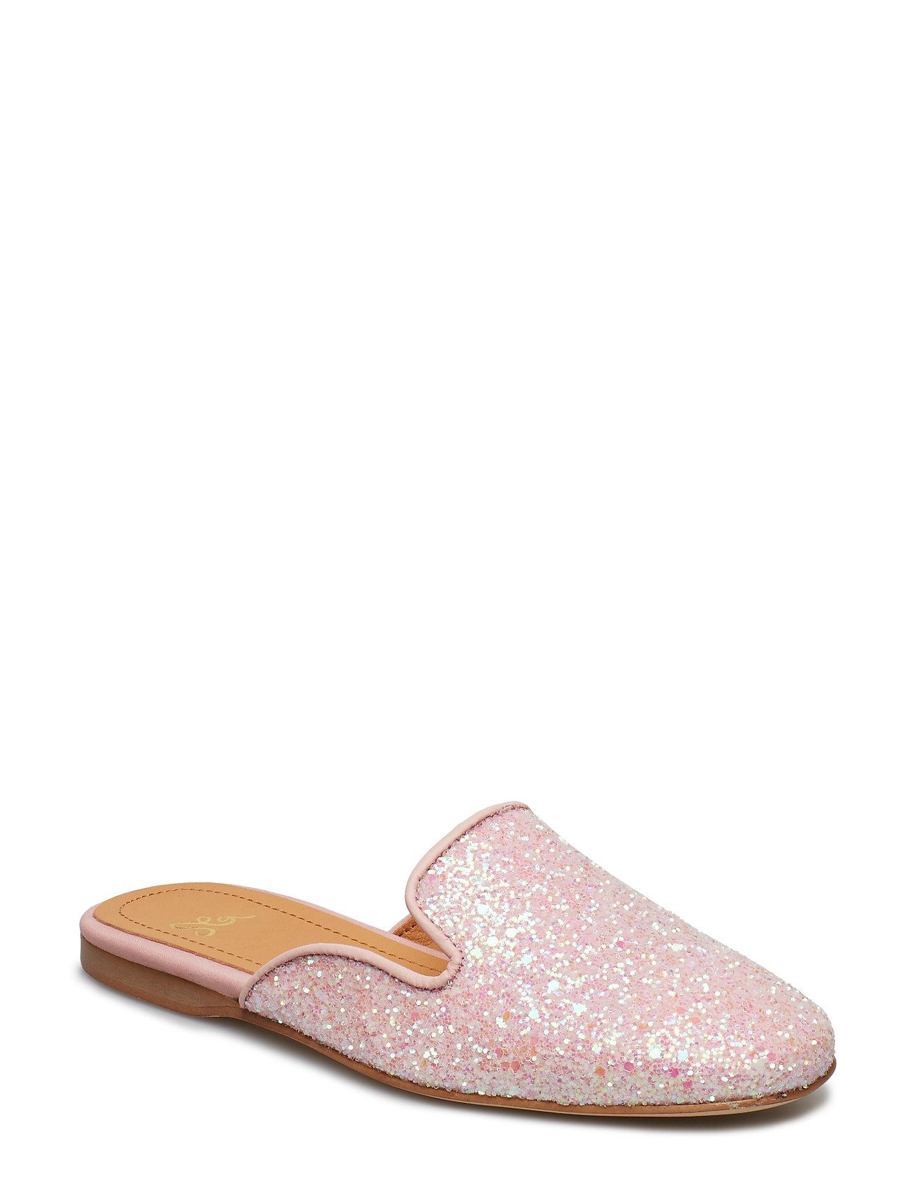 STINE GOYA Scarlett, 540 Mix Glitter Shoes - SORBET