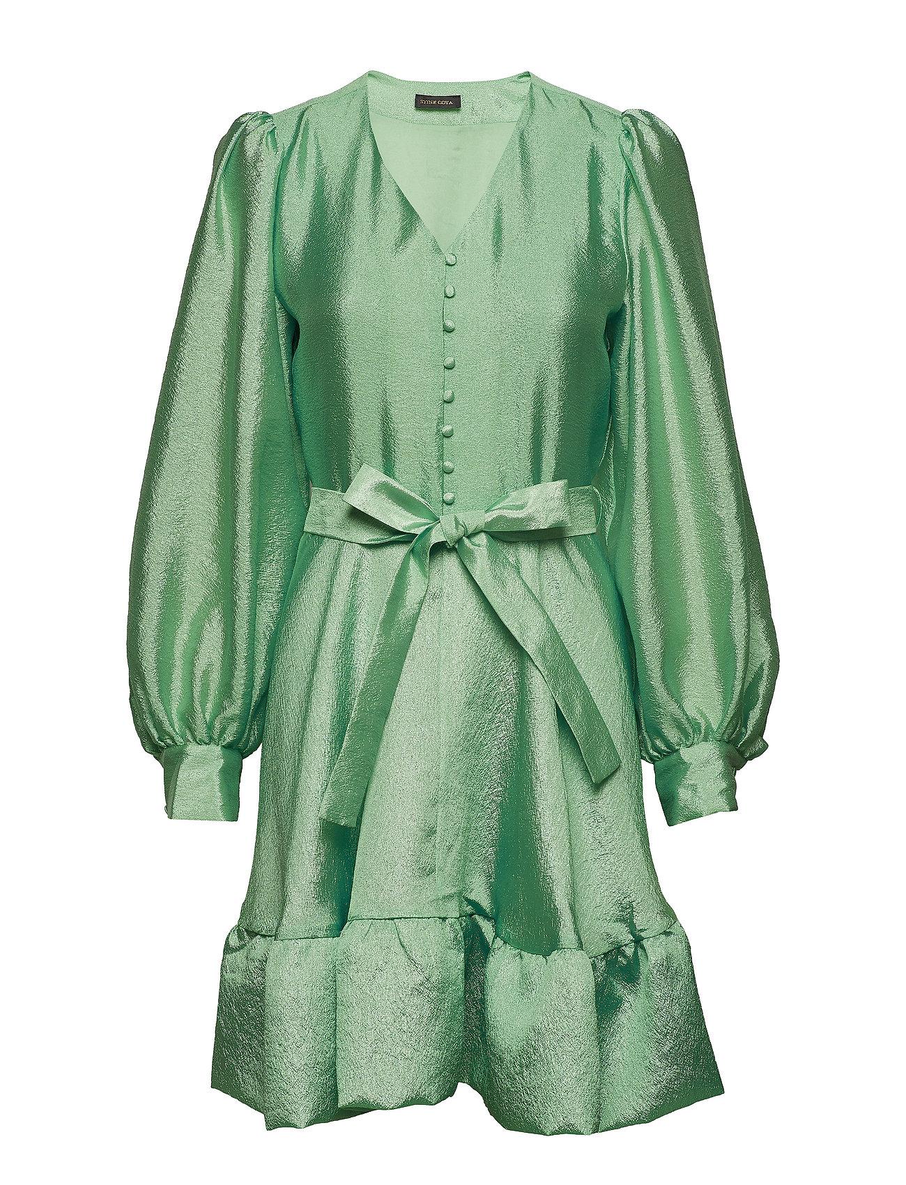 STINE GOYA Farrow, 576 Textured Polyester - 1708 JADE