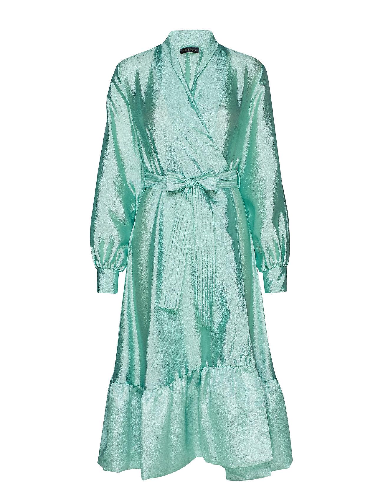 STINE GOYA Niki, 576 Textured Polyester - 1708 JADE